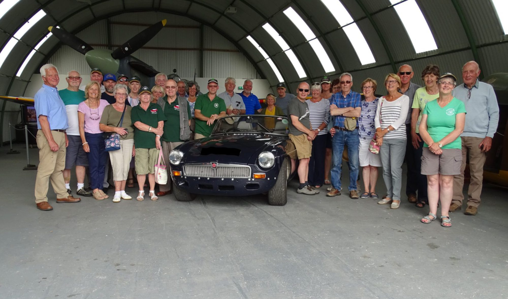 Preston and District MG Enthusiasts Club